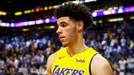 Lonzo Ball HD Wallpaper NBA New Tab Themes | Image 1 / 40