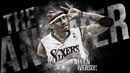 Nba Allen Iverson Wallpapers New Tab Themes Sports