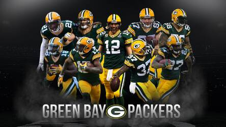 NFL Green Bay Packers Wallpapers HD New Tab | Image 2 / 45