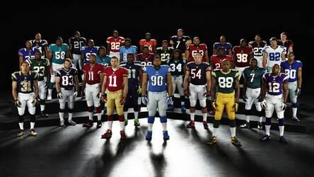 Nfl Football Champions Super Bowl Stars Hd Wallpapers In