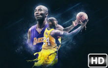 Kobe Bryant Black Mamba Wallpaper HD New Tab