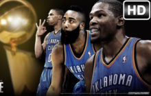 NBA Oklahoma City Thunder (OKC Thunder) HD Themes