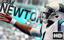 NFL Cam Newton Wallpaper HD New Tab Themes