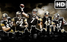 NFL Pittsburgh Steelers Wallpaper HD New Tab Themes