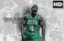 Isaiah Thomas Wallpaper HD New Tab NBA Themes