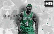 Isaiah Thomas Wallpaper HD New Tab NBA Themes