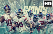 NFL New York Giants Wallpapers HD New Tab