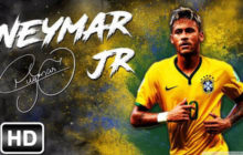 Neymar Wallpapers HD New Tab Theme