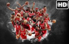 NBA Houston Rockets Wallpaper HD New Tab
