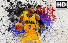 NBA Paul George Wallpapers New Tab Themes