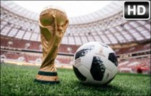 World Cup Football Stars HD Wallpaper New Tab